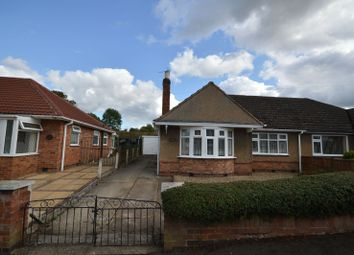 Thumbnail 2 bed bungalow for sale in Avondale Road, Wigston, Leicester