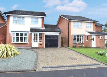 Thumbnail 3 bed detached house for sale in Mill Farm Close, Dunchurch, Rugby