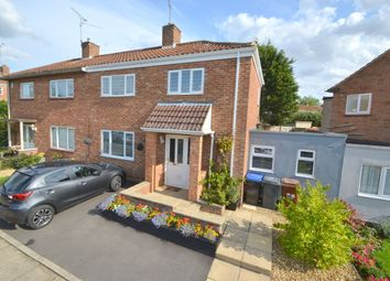 Thumbnail 2 bed semi-detached house for sale in Cosgrove Road, Kingsthorpe, Northampton