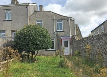 Thumbnail 3 bed end terrace house for sale in 5 Newport Terrace, Callington, Cornwall