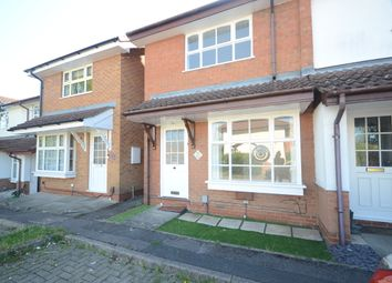 Thumbnail 2 bedroom terraced house to rent in Harvard Close, Woodley, Reading