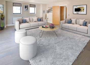Thumbnail 3 bed flat for sale in Kingsley House, St Luke's Park, Runwell, Wickford