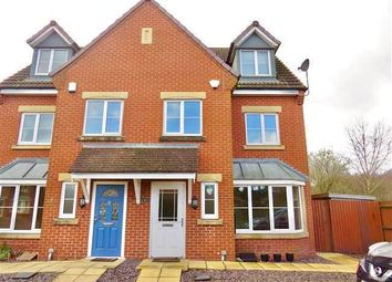 Thumbnail 4 bed semi-detached house to rent in King Cup Drive, Huntington, Cannock