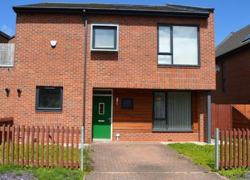 Thumbnail 3 bed semi-detached house to rent in Staplehurst Drive, Rock Ferry, Wirral
