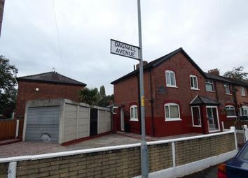 Thumbnail 3 bed semi-detached house for sale in Dagnall Avenue, Chorlton, Manchester, Greater Manchester