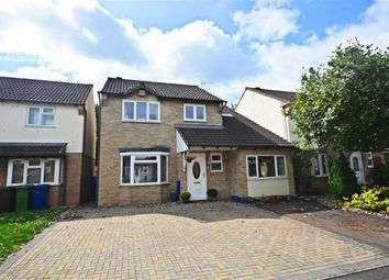 Thumbnail 4 bed detached house for sale in Stevans Close, Longford, Gloucester