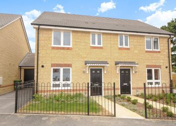 Thumbnail 3 bedroom semi-detached house for sale in Blackthorn Road, Didcot