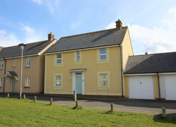 Thumbnail 4 bed link-detached house for sale in Linnet Gardens, Portishead, Bristol