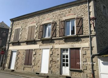 Thumbnail 4 bed town house for sale in Courcite, 53700, France