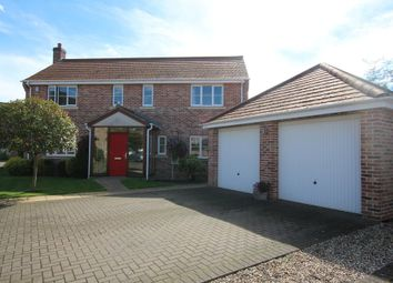 Thumbnail 4 bed detached house for sale in Mitchells Yard, Wilburton, Ely
