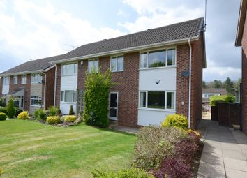 Thumbnail 3 bed semi-detached house for sale in Cheedale Avenue, Chesterfield