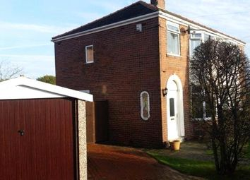 Thumbnail 3 bed semi-detached house to rent in Seagrave Drive, Sheffield, South Yorkshire