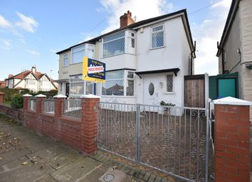 Thumbnail 3 bedroom semi-detached house for sale in Sandicroft Road, Blackpool