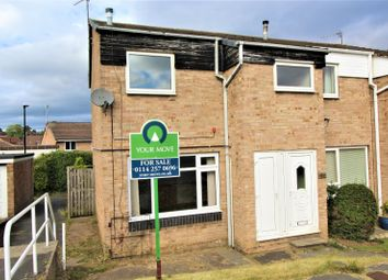 Thumbnail 3 bed semi-detached house for sale in Cherry Walk, Chapeltown, Sheffield