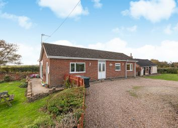 Thumbnail 2 bed bungalow for sale in Dickon Hill Road, Friskney, Boston