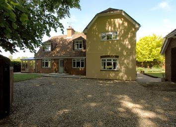 Thumbnail 4 bed detached house for sale in Sarson Lane, Amport, Andover