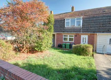 Thumbnail 3 bed terraced house for sale in Fouracre Close, Exeter