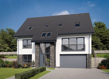 "Thumbnail 5 bed detached house for sale in ""The Ranfurly"" at Lawmarnock Road, Bridge Of Weir"