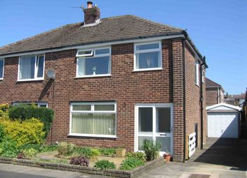 Thumbnail 3 bed semi-detached house to rent in Chetwyn Avenue, Bromley Cross, Bolton