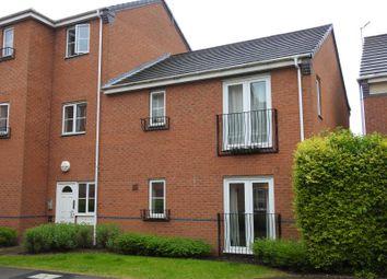 Thumbnail 1 bedroom flat for sale in Ledger Walk, Carrington Point, Nottingham