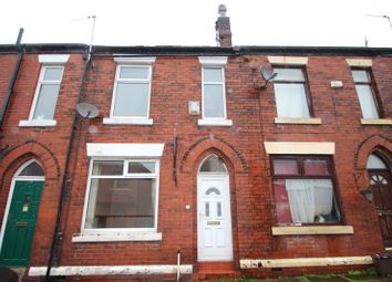 Thumbnail 2 bed terraced house for sale in Belvoir Street, Meanwood, Rochdale, Greater Manchester