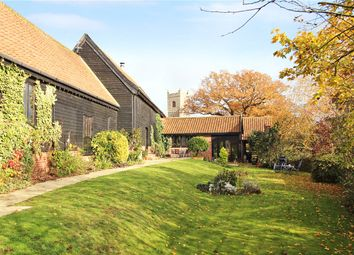 Thumbnail 4 bed barn conversion for sale in Hawes Green, Shotesham St. Mary, Norwich, Norfolk
