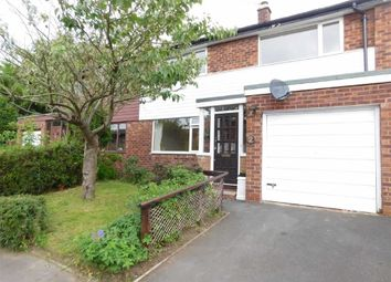 Thumbnail 3 bed terraced house for sale in Catterwood Drive, Compstall, Stockport