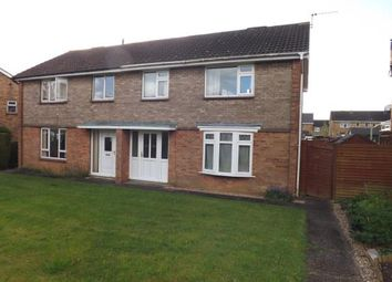Thumbnail 3 bed semi-detached house for sale in Blenheim Close, Louth