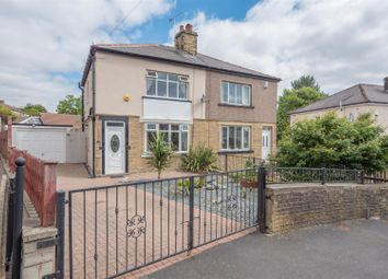 Thumbnail 2 bed semi-detached house for sale in Victoria Avenue, Bradford
