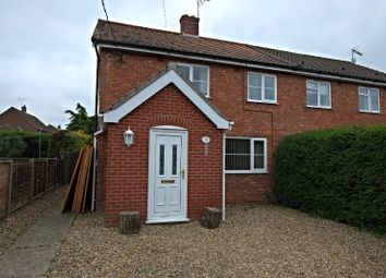 Thumbnail 3 bedroom semi-detached house for sale in Festival Road, Billingford, Dereham