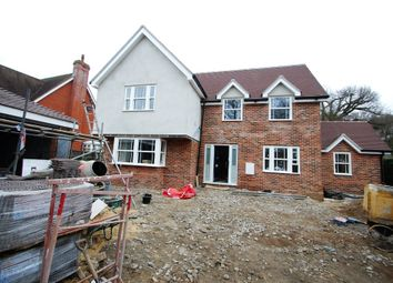 Thumbnail 4 bedroom detached house for sale in Maypole Road, Wickham Bishops, Witham