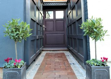 Thumbnail 4 bed link-detached house for sale in Thoroughfare, Woodbridge
