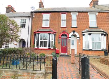 Thumbnail 4 bedroom terraced house for sale in Main Road, Dovercourt, Harwich, Essex