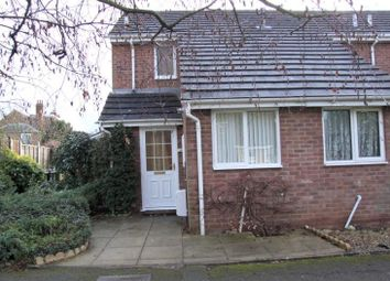 Thumbnail 1 bed terraced house to rent in Wilfred Close, Worcester