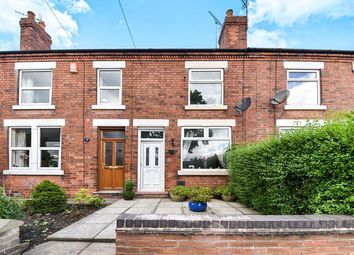 Thumbnail 2 bed terraced house for sale in Newdigate Street, West Hallam, Ilkeston