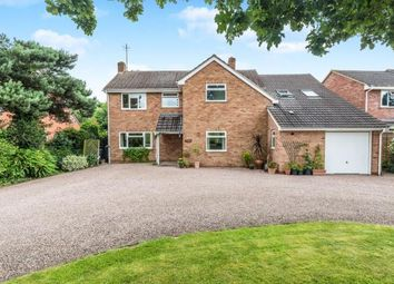 Thumbnail 4 bed detached house for sale in Broadheath Common, Lower Broadheath, Worcester, Worcestershire