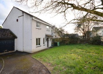 Thumbnail 3 bedroom link-detached house for sale in Harveys Close, Chudleigh Knighton, Chudleigh, Newton Abbot