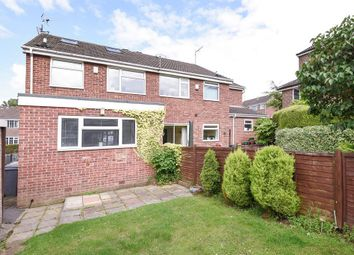 Thumbnail 3 bed semi-detached house for sale in Greenacre Park Rise, Rawdon, Leeds