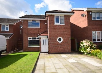Thumbnail 4 bed detached house for sale in Upper Lees Drive, Westhoughton