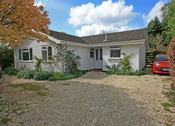 Thumbnail 3 bed detached bungalow for sale in Gilpin Hill, Sway, Lymington, Hampshire