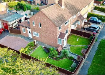 Thumbnail 3 bed end terrace house for sale in Rhinefield Close, Bedhampton, Havant