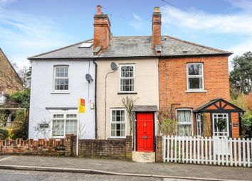 Thumbnail 2 bed cottage to rent in Silwood Road, Sunningdale