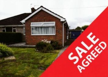 Thumbnail 2 bed semi-detached bungalow for sale in Maes Yr Haf Road, Broadlands, North Cornelly