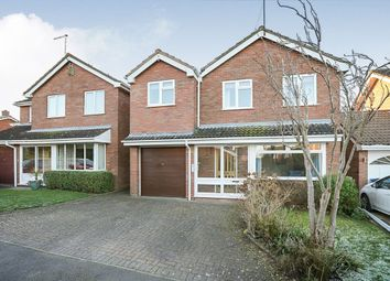 Thumbnail 4 bed detached house for sale in Hopton Close, Perton, Wolverhampton