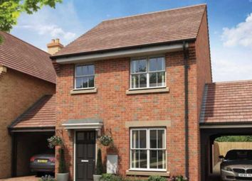 Thumbnail 3 bed detached house for sale in Gosford, Saxon Fields, Biggleswade