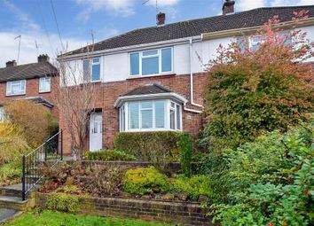 Thumbnail 3 bed semi-detached house for sale in Colescroft Hill, Purley, Surrey