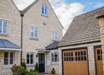 Benefield Court, Oundle, Northamptonshire PE8. 5 bed semi-detached house for sale