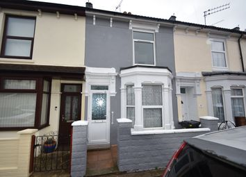 Thumbnail 3 bed terraced house for sale in Carnarvon Road, North End, Portsmouth