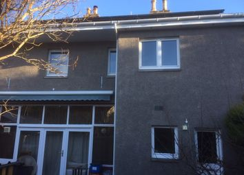 Thumbnail 1 bed flat to rent in St. Leonards Road, Forres