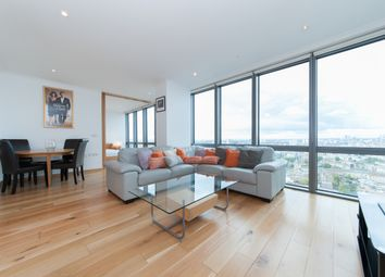 Thumbnail 2 bed flat to rent in No. 1 West India Quay, Hertsmere Road, Canary Wharf